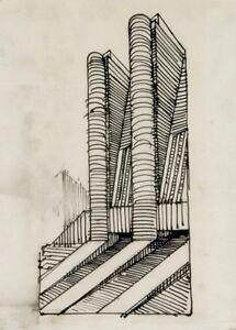 Futuristic-Architecture-VII-ANTONIO-SANT-039-ELIA-Vintage-Futurism-Poster
