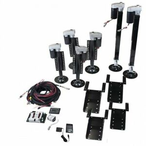 Details About Lippert 675817 Rv Trailer Motorhome 6 Point Leveling System Fifth Wheel Kit