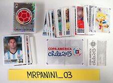 COPA AMERICA CILE-CHILE Panini 2015 - Set Completo Figurine-stickers - FULL SET