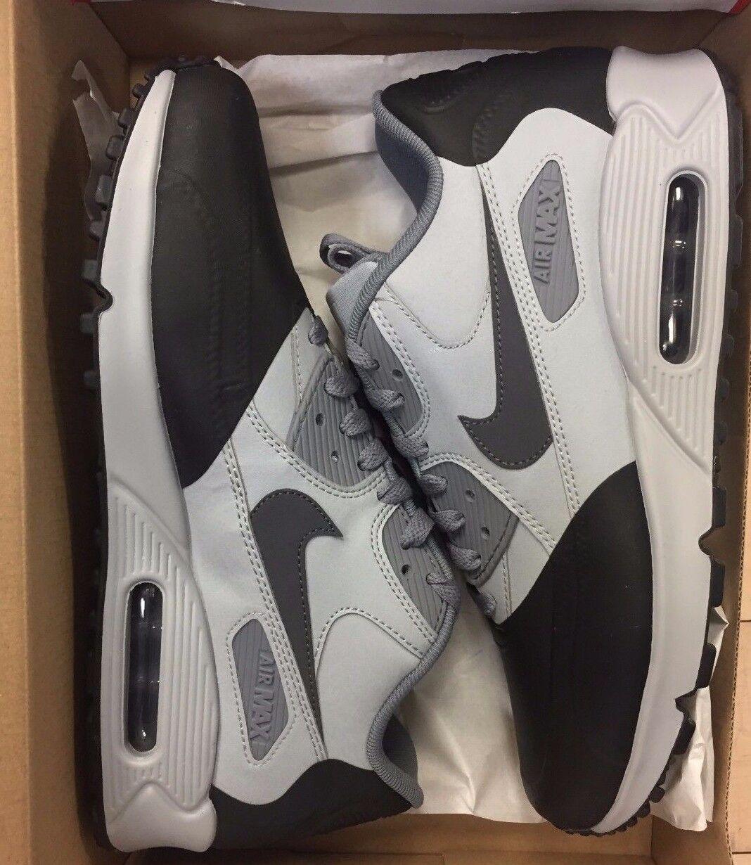a921137d1e 60%OFF Nike Air Max 90 Premium SE Wolf Grey Anthracite 858954-001 Mens