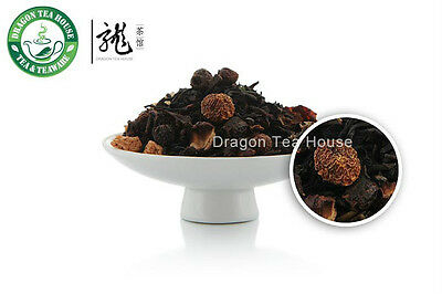 Grapefruit Flavoured Black Tea with Assorted Fruits