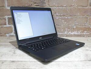 """Dell Latitude E5450 14.0"""" Laptop i5 240GB 8GB Win 10 Grade B 432119 Touchscreen"""