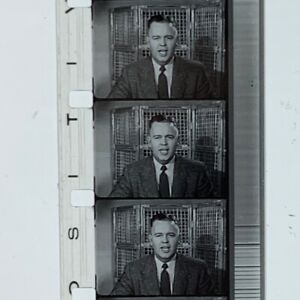 Advertising 16mm Film Reel - Seattle First National Bank Travelers Checks (SB06)