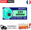 miniature 2 - Lot Piles bouton montres SONY 377 Argent AG4 SR66 LR626 376 SR626SW SR626 V377.