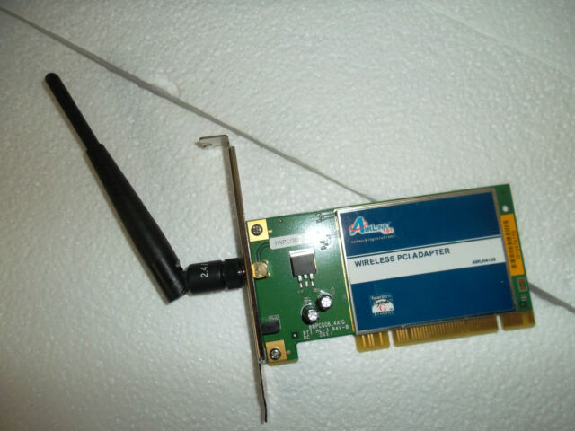 AIRLINK PCI DRIVERS FOR WINDOWS VISTA