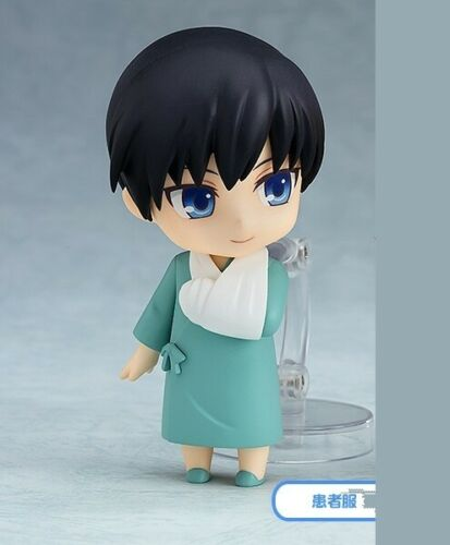Good Smile Nendoroid More Dress Up Clinic Male Patient Outfit Green Figure NEW