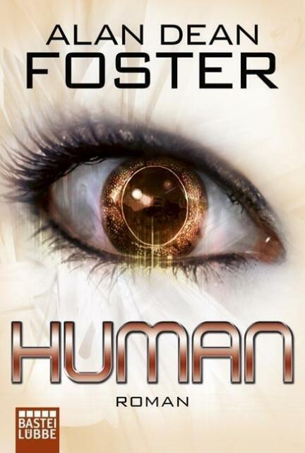 Human von Alan Dean Foster UNGELESEN