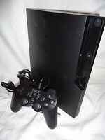 PS3 Slim Konsole von Sony 120GB + Controller