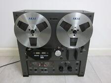VINTAGE ◄ Akai GX-215D Bandmaschine - Autoreverse in Schwarz ► Gutem Zustand