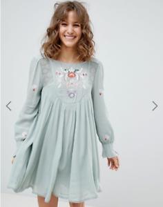 NWT Free People Mohave mini dress Retail