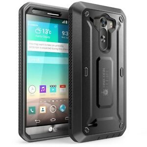 wholesale dealer 1612b d89b2 Details about LG G3 SUPCASE Unicorn Beetle PRO Series Full-body Rugged  Hybrid Protective Case