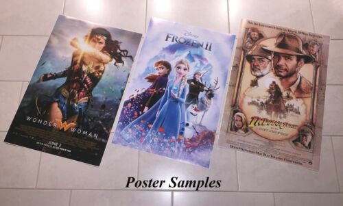 MCP371 Posters USA Disney The Little Mermaid Movie Poster Glossy Finish