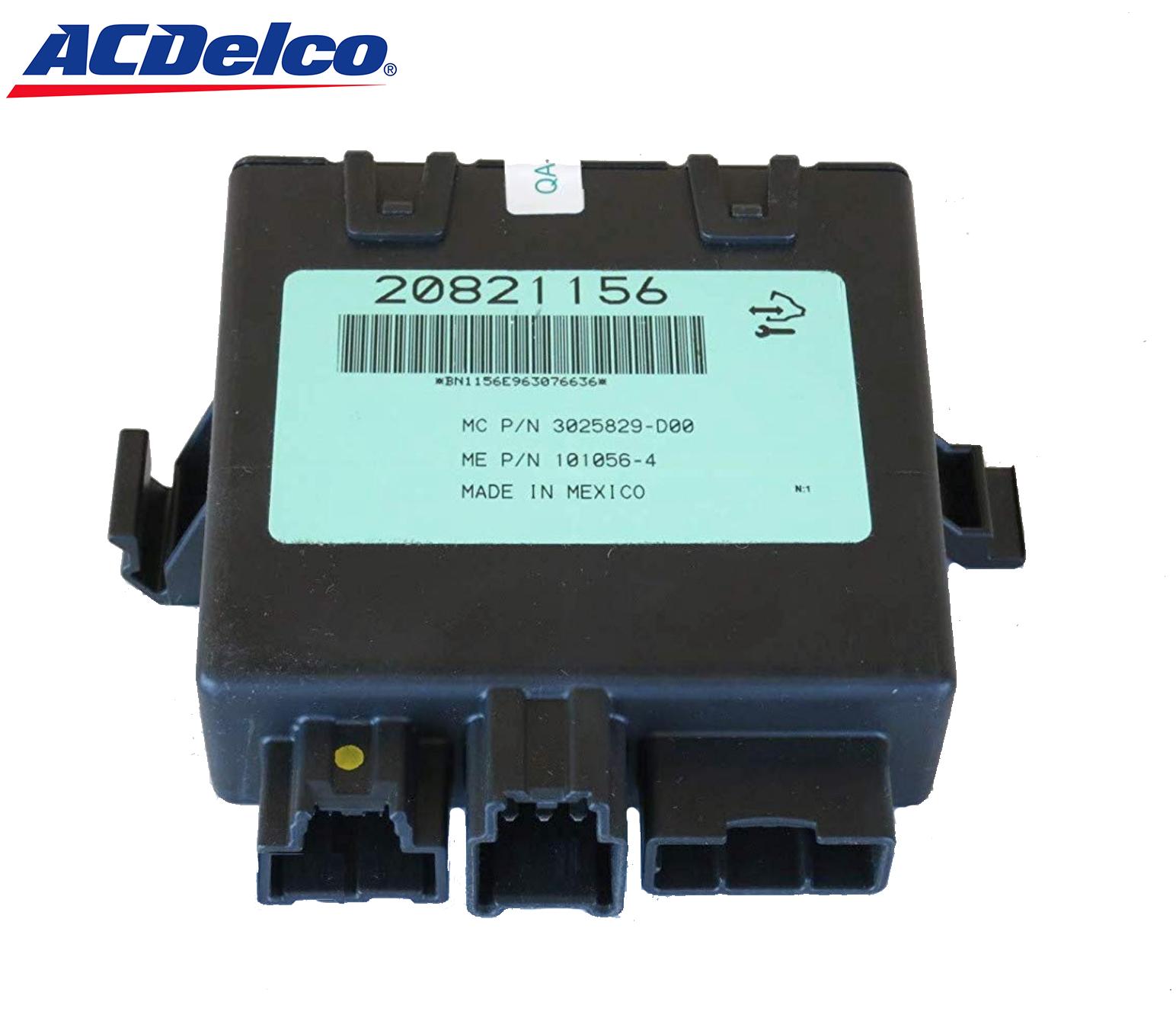 Genuine GM Control Module 20821156