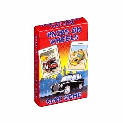 Frugale Children's Tradizionali Giochi Di Carte-coppie Su Ruote-mostra Il Titolo Originale