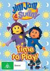 Jim Jam & Sunny - Time To Play (DVD, 2009)