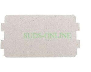 Image Is Loading Panasonic Nn E271wmbpq 289bmbpq 299sm Waveguide Cover Mica