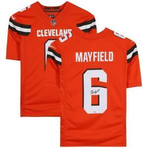 BAKER-MAYFIELD-Autographed-Cleveland-Browns-Nike-Limited-Orange-Jersey-FANATICS