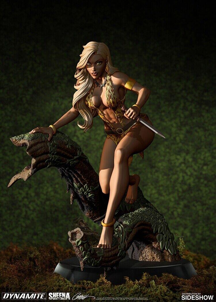 10 pulgadas 904720 Dynamite Entertainment jungla Reina Sheena Hina Colección Regalos
