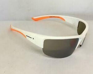 SLIKKER Mod. 51810 Riky white orange sunglasses near MINT