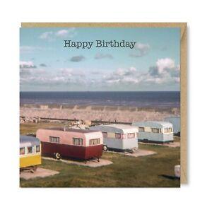 Unique Vintage Retro Birthday Greeting Cards For Him Car Park 1970/'s by Honovi