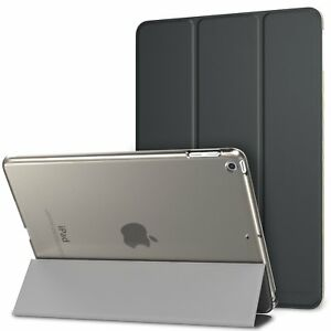 SMART-COVER-Integrale-CUSTODIA-SUPPORTO-per-Apple-iPad-9-7-2017-Nera
