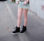 Women-039-s-Winter-High-Top-Sneaker-Lace-Up-Hidden-Wedge-Heel-Ankle-Boots-Shoes thumbnail 6