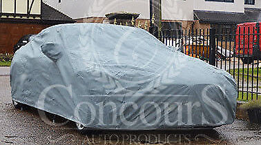 COTTON LINED AUDI A6 S6 12-ON LUXURY HEAVYDUTY CAR COVER
