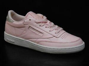 reebok club c rosa