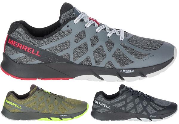 MERRELL Bare Access Flex 2 Trail Running Athletic Trainers scarpe Mens All Dimensione