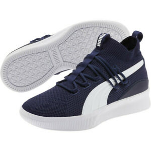 fb7a336b1c Details about Puma Clyde Court Core Blue (Peacoat) Basketball Sneakers Free  Shipping