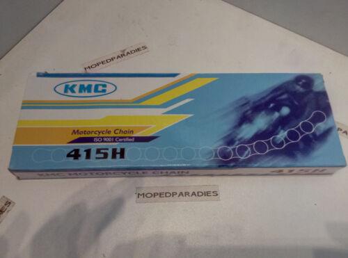 Zündapp KS50 515 516 Antriebskette Kette KMC Teilung 415 mit 122 Glieder
