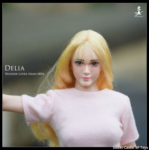 1//6 Wondery Accessory Female Wonder Lover Series WLS005A Delia Pale for TBleague