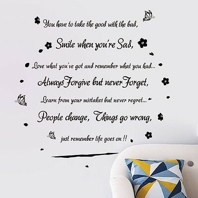 You have to Inspirational Wall Stickers Quotes, Wall Decals, Wall Art, Graphic
