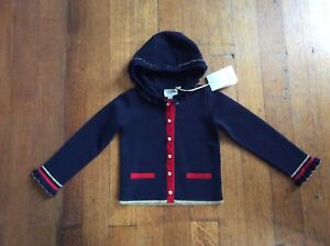 2bb4330fe Image is loading Gucci-Girls-Jacket-2-Years-BNWT-316