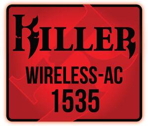 Wlan-for-Gamers-Killer-Wireless-AC-1535-Bluetooth-4-1-M-2-2230-Warranty