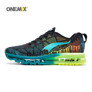 ONEMIX-Casual-Fashion-Sport-Running-Shoes-Music-Men-039-s-Walking-Trainers-Sneakers