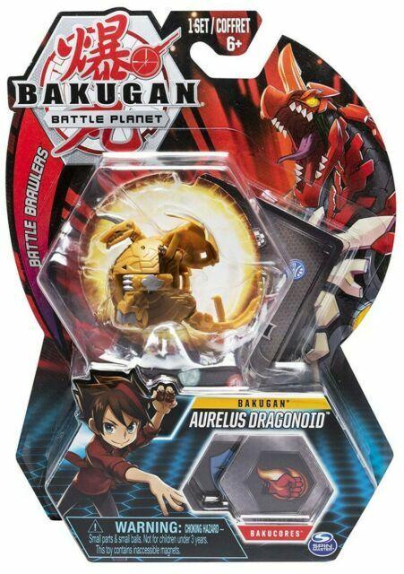 Bakugan Battle Planet Aurelus Dragonoid