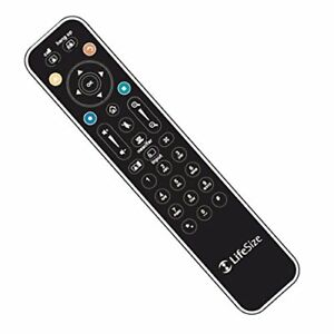 REPLACEMENT-LifeSize-Remote-Control-for-IR-Video-Conferencing-Systems-IL-RT6