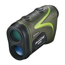 New Nikon Arrow ID 5000 Bowhunting Laser Rangefinder Model# 16228