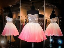 Short Homecoming Cocktail Party Graduation Dresses Evening Prom Formal Gown 2016