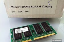 173671-001 256Mb 133Mhz Sdram Ram Modul für Evo N600c N610c N410c N180 Speicher