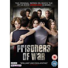 NEW Prisoners of War (HATUFIM) PAL Region 2 ISRAEL TV series/season 1 homeland