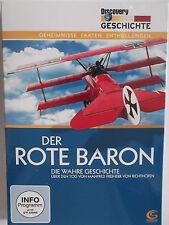 Der rote Baron - Manfred von Richthofen - Wahrheit über sein Tod, letzter Flug