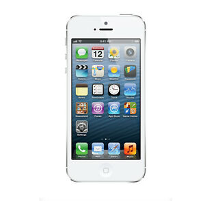 apple iphone 5 32gb weiss ohne simlock ohne vertrag. Black Bedroom Furniture Sets. Home Design Ideas