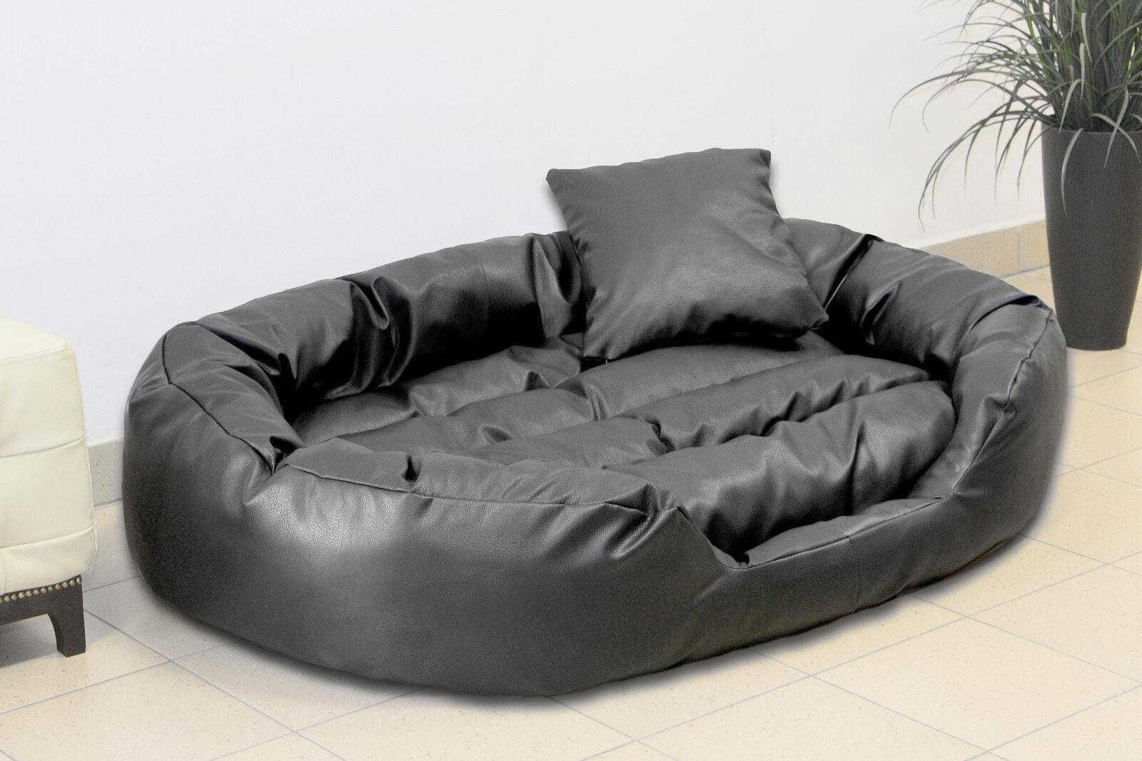 Tierlando ® Cuccia Philip Anti Capelli ECOPELLE 110 140 170 cm XL XXL XXXL
