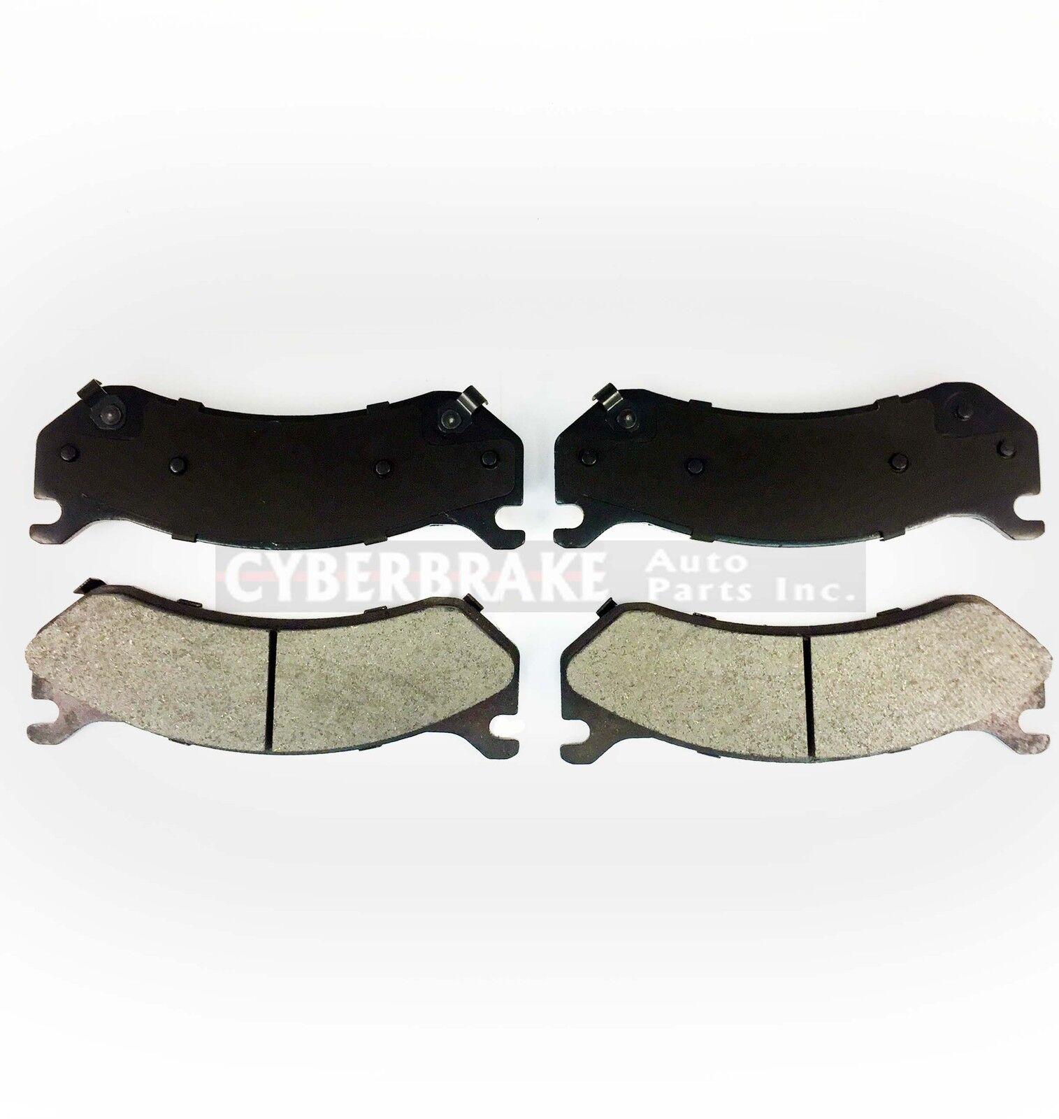 PCD784 FRONT Premium Ceramic Brake Pads Fits 07 Chevrolet Silverado 3500 Classic