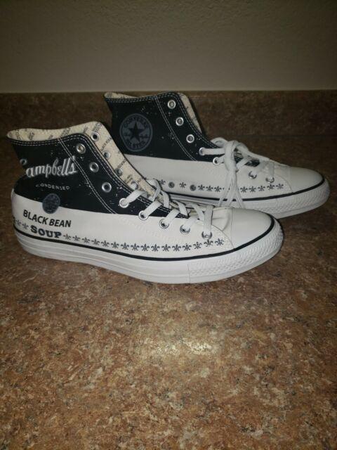 Size 13 - Converse Chuck Taylor All Star High x Andy Warhol ...