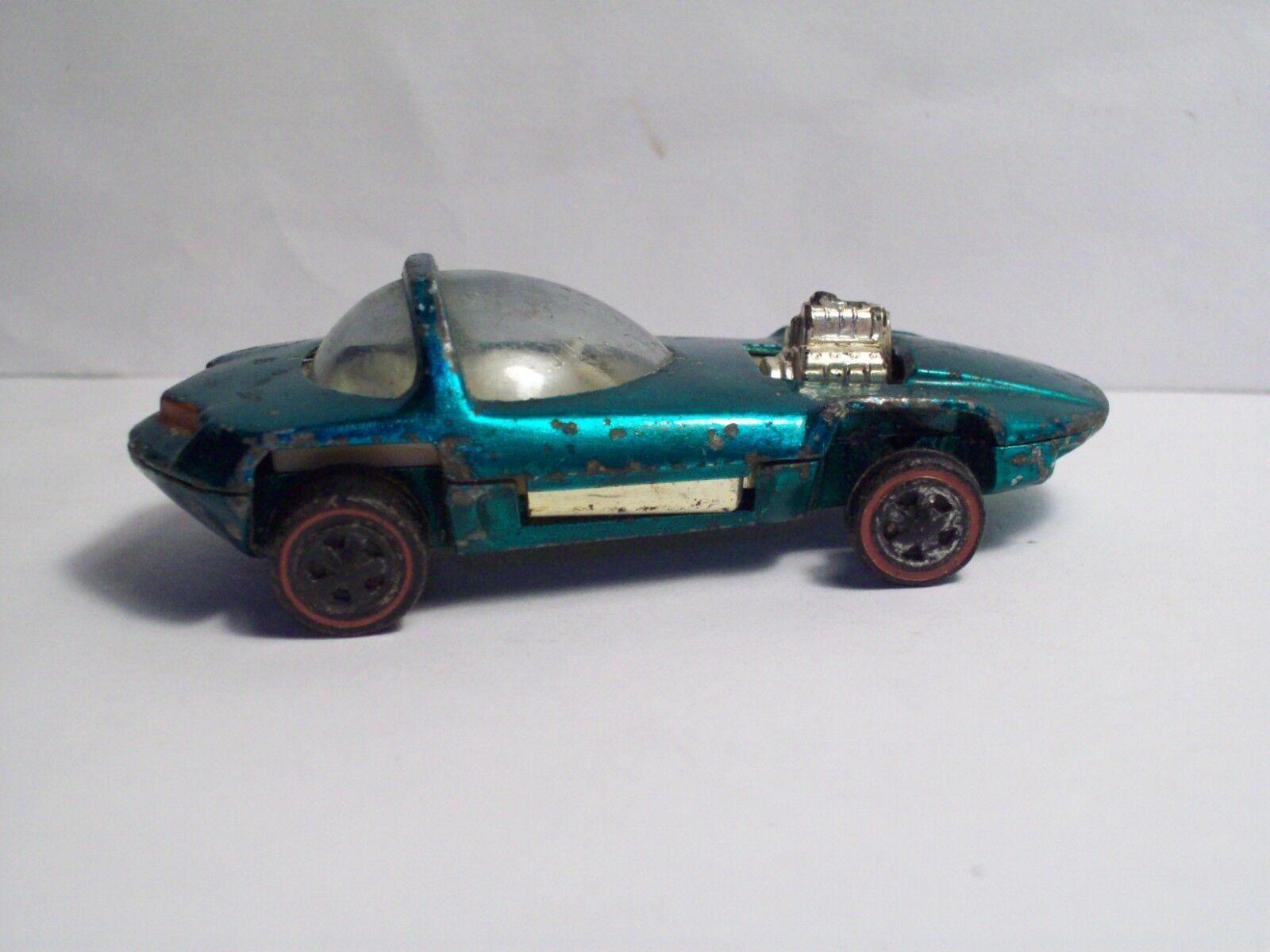 Original  Vintage  1967 Hot Wheels  Rare  Silhouette   Redline   U S A