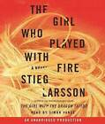 The Girl Who Played with Fire by Stieg Larsson (CD-Audio)