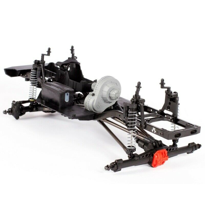 Axial Axial Axial scx10 II Raw Builders KIT 1 10 scale crawler chassis Kit-axi90104 f5631a